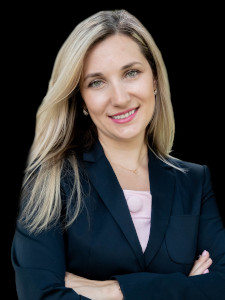 Attorney Emilia Vandzhura